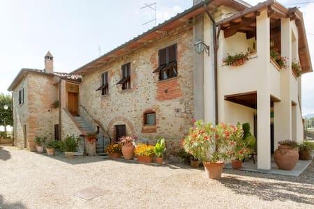 Appartamento in oasi  - Castiglion Fibocchi  - Flat