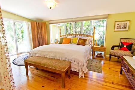 Garden View  Cottage  $168 close to Hana&Haleakalā - Faház