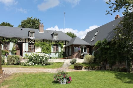 Authentique maison normande - Bed & Breakfast