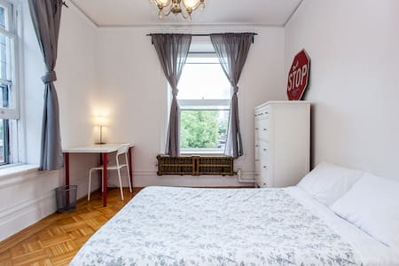 Nice room in downtown - Montreal - Apartment