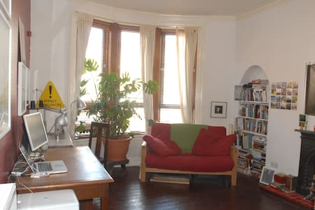 Entire traditional 1 bed flat - Apartment