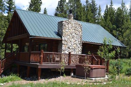 Breckenridge Log Cabin