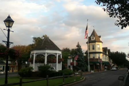 Amityville Village - Centrum  - Casa