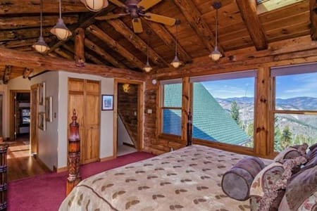 Master suite in Evergreen CO - Evergreen - House