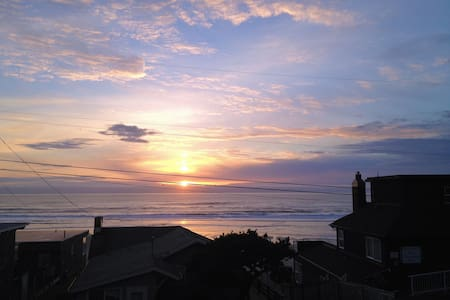 Bring the family & dog to the beach - Lincoln City - Lejlighed