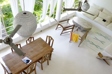 Ocean front accommodation in Watamu - House