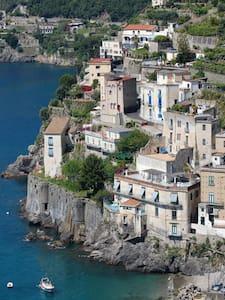 Villa sul mare della Costa d'Amalfi - Minori - Villa