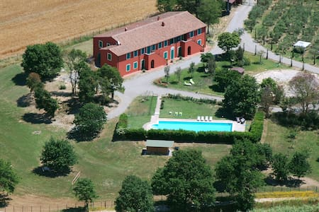 Podere le Rane Felici - Girasoli - Fauglia- Pisa - Apartment