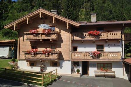 Ruhige 3-Zi Ferienwohnung Kitzbühel