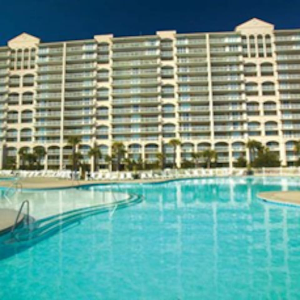 Exciting Marina & Pool Front Condo