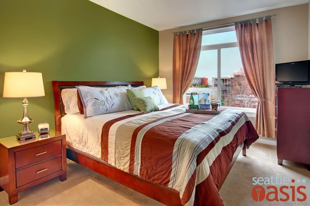 Fantastic 1 Bedroom View Oasis