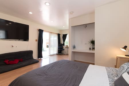 Cozy, spacious and private big room - Rumah