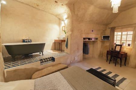 Amboise Troglodyte/Chez Hélène - Cave