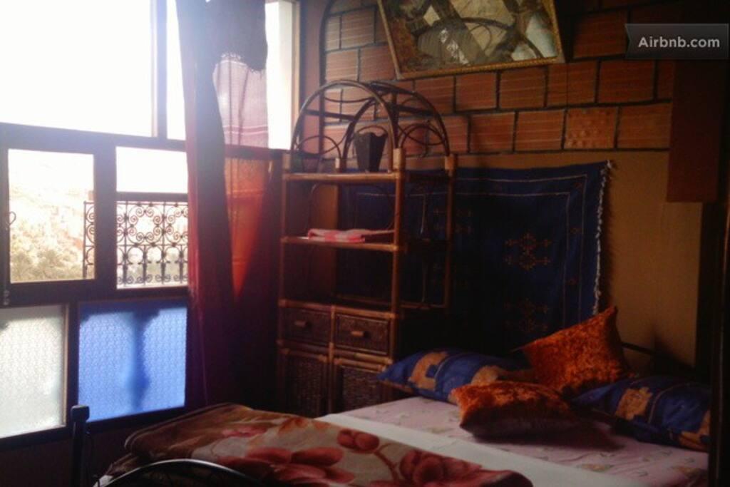 Beautiful rooms in Berber home 2