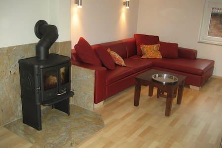 Haus Froschkönig - 5 Sterne-Fewo - Marienmünster