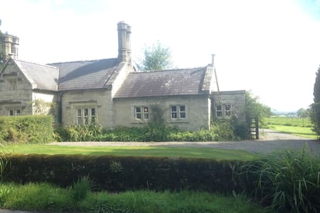 Schoolhouse Cottage at Lisnavagh - Rathvilly