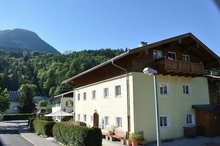 Doppelzimmer in ****Ferienwohnung - Berchtesgaden