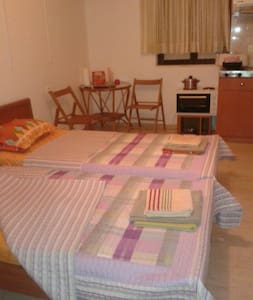 Small studio  a/c wifi wc parking!! - Rethymno