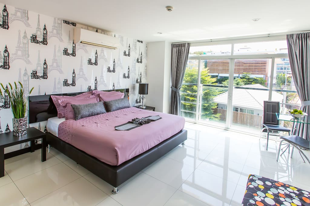 Rent apartment Pratamnak Pattaya