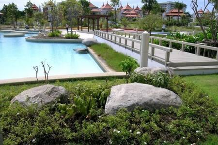 Luxuary Beachfront Condo in Huahin - Appartamento