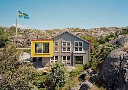 Lådfabriken -seaside accommodation- - Aamiaismajoitus