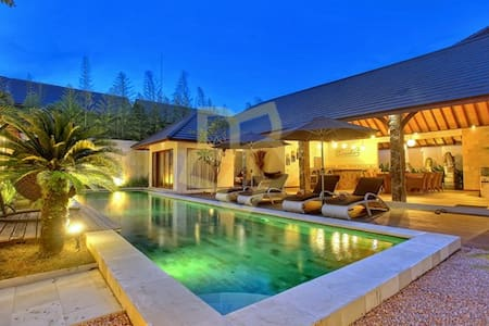 2BR Villa Esperanto, Seminyak, Bali