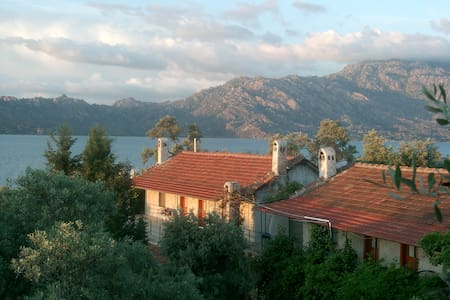 stunning lake view in nationalpark - Bed & Breakfast