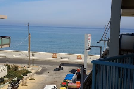 Comfortable beach apart in Rethymno - Apartment