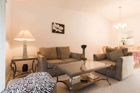 1 Neat Bedroom/Full Bath-欢迎来到Boca小屋 - Appartamento