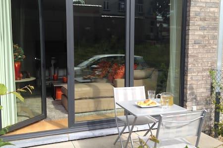 New Luxury APP with Garden  - Apartament