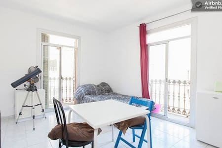 Sunny Studio in city centre GOTICO - Barcelona - Apartment