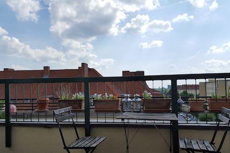 Entspannte Idylle unweit der City - Berlin - Apartment