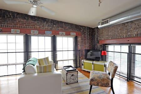 Modern Downtown Loft - Louisville - Loft