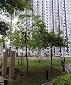Grass Residences near SM North EDSA - Appartement