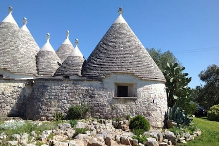 B&B La Gufa Trullo in Itria Valley. - Ostuni - Other