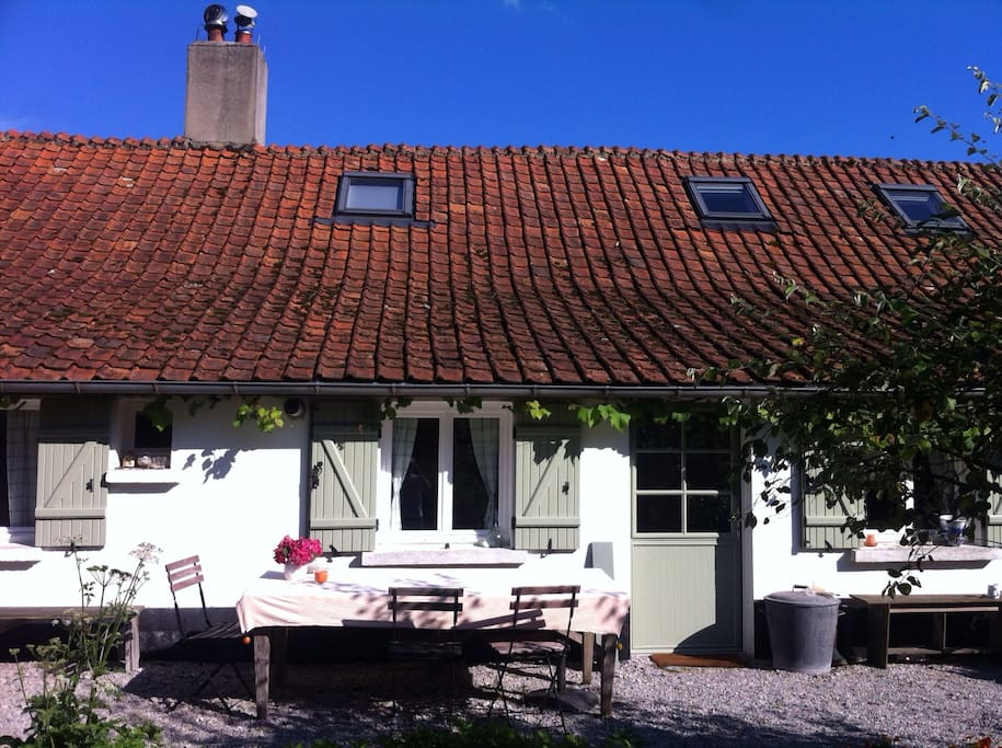 Charming cottage near Le Touquet