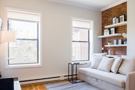 New2BEDS/south end/free parking - Boston - Apartment