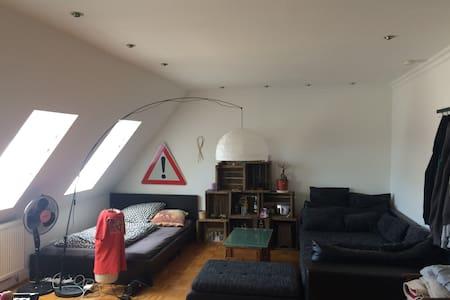 Sweet 43qm flat mid-hamburg. - Hamburg - Apartment