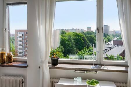Central studio apartment close to metro - Stockholm - Appartement