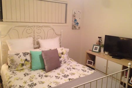 Beautiful double room to rent - Apartment