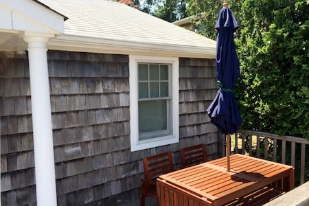 Cute Designer Montauk Cottage in Great Location - Montauk - Hus