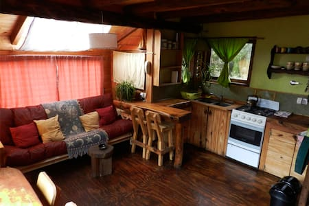Alquilo en Bariloche hermosa cabaña - San Carlos de Bariloche - Cabin