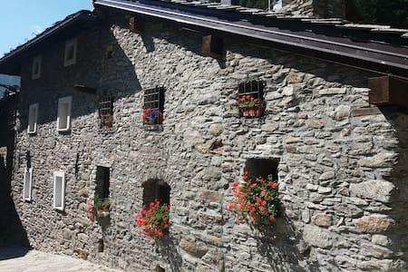 Un accogliente rifugio di montagna - Saint-rhemy-en-bosses