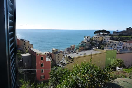 Brio Room with a View - Riomaggiore - Apartamento