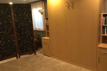 Murphy Bed + Futon bed - Hopkins - House