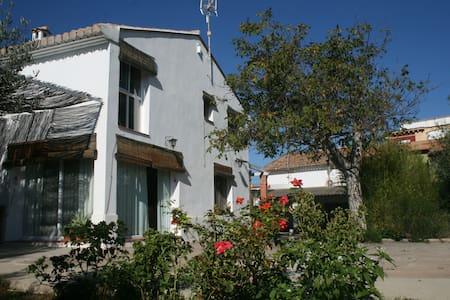 Espadán, family country house near the beach - Alto Palancia - Casa