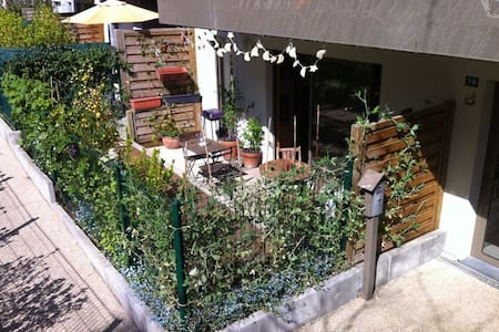 Entire flat with a little garden, Les Lilas - Wohnung
