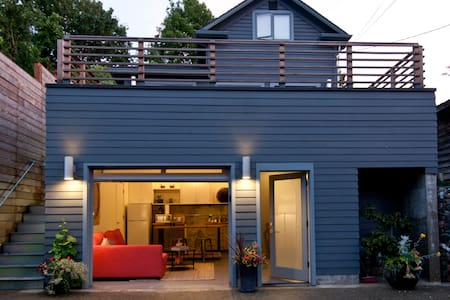 *LOW WINTER RATES* Tranquil Urban Loft Conversion - Seattle - Loft