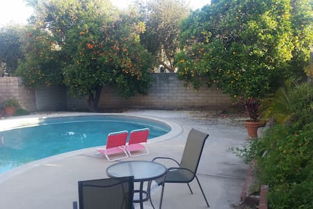 Gorgeous Home in Hills of Central LA - View Park-Windsor Hills - Haus