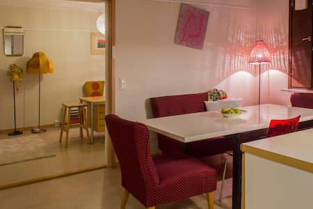 Cosy apartment near Ounasvaara Ski Resort - Rovaniemi - Flat